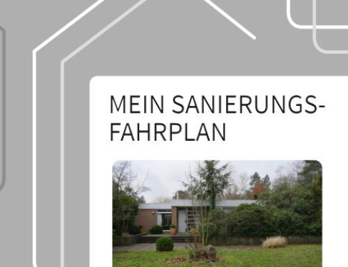 """""""individuelle Sanierungsfahrplan"""" (iSFP-BAFA) – noch attraktiver"""